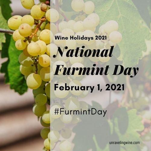 National Furmint Day